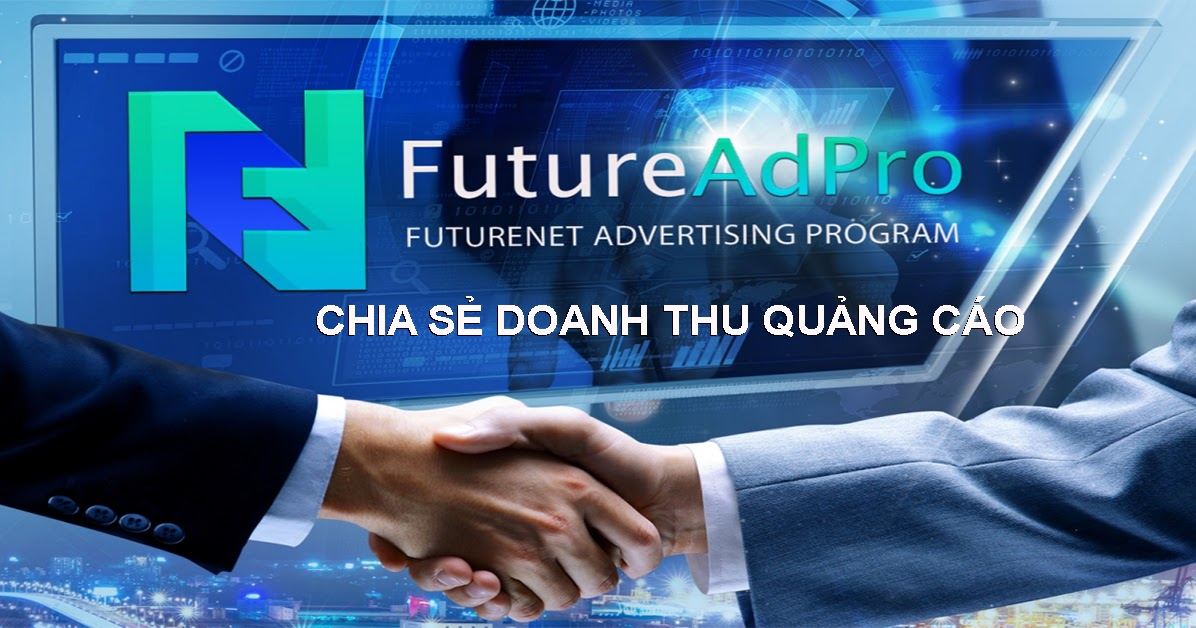 FutureAdpro network advertising revenue share