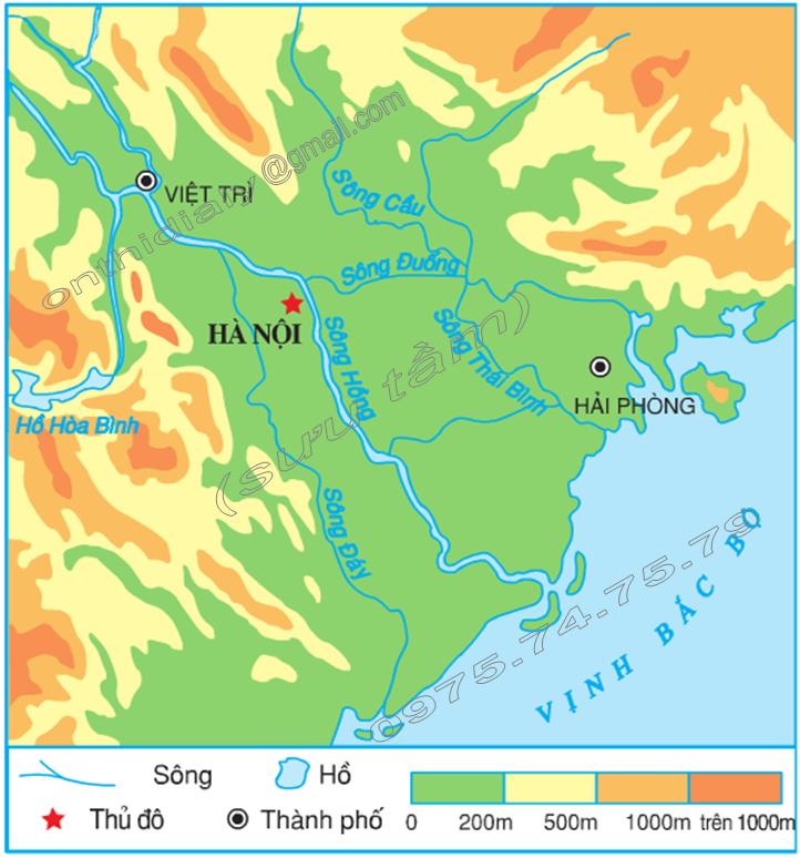 Than ở Đồng bằng sông Hồng được hình thành như thế nào